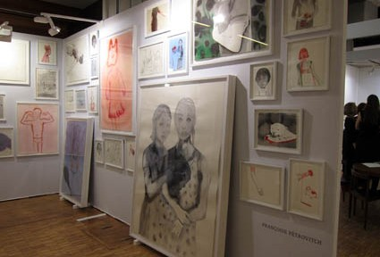 Salon du dessin contemporain cimaises beaux arts actuels - Salon dessin contemporain ...