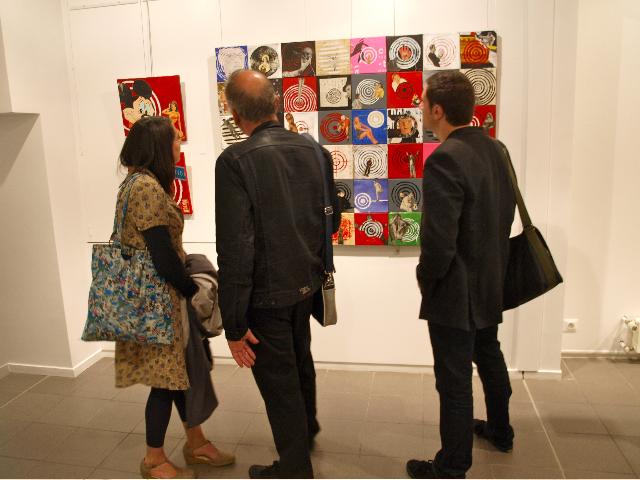 Une vue d'une des Biennales passées. Courtoisy : la Biennale du 109.