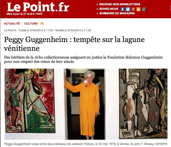 revue de web le point