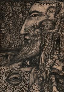 Damien Michaels à la galerie Eqart