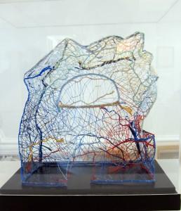 Marie-Rose Lortet chez Marie Finaz Gallery