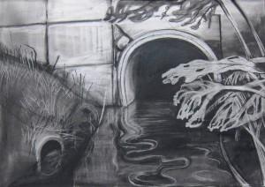 Anke Feuchtenberger à la galerie Martel