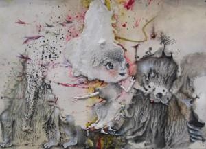 Marlene Mocquet à la galerie Laurent Godin