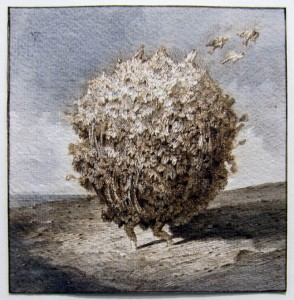 Tinus Vermeersch à la galerie Hopstreet