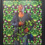 Kehinde Wiley à la galerie Daniel Templon