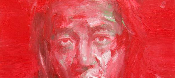 Yan Pei-Ming à la galerie Massimo de Carlo